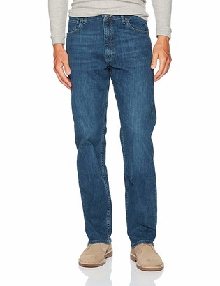 Wrangler Authentics Men's Classic 5-Pocket Relaxed Fit Jean