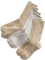Gold Toe Boys GOLDTOE 3-pk. Microfiber Dress Socks