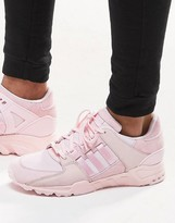 Adidas Originals Equipment Support Trainers In Pink S32151