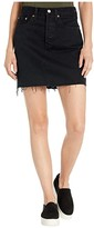 Levi's Premium Premium High-Rise Deconstructed Boyfriend Skirt (Slacker) Women's Skirt