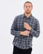 Quiksilver Mens Cut And Shut Long Sleeve Shirt