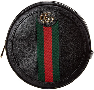 Gucci Ophidia Mini Leather Backpack