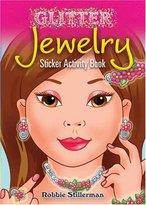 Dover Glitter Jewelry Sticker Activity Book
