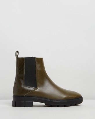 Mng Colina Ankle Boots