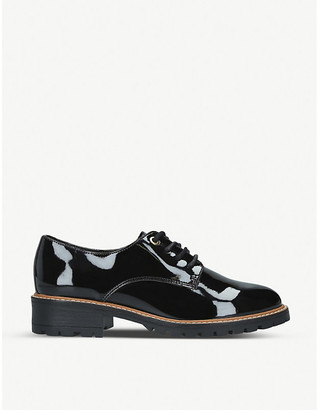 Aldo Celydith patent brogues
