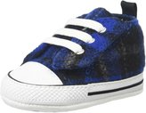 Converse Chuck Taylor First Star Easy Slip (Inf/Tod) - Blue/Black/White - 1 Infant