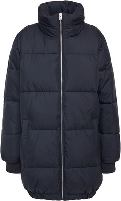 Maje Quilted Shell Coat