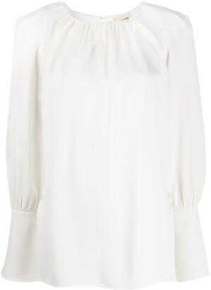 KHAITE Kirsty blouse