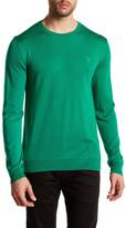 Gant Light Weight Crew Neck Merino Wool Sweater