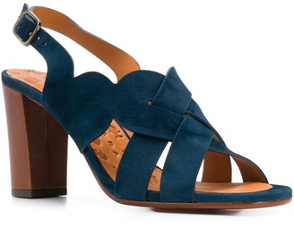 Chie Mihara Balbinap block heel sandals