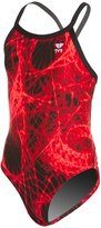 TYR Firestorm Youth Diamondfit One Piece Swimsuit 8125187