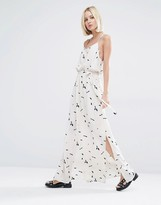 Selected Izia Maxi Dress in Print