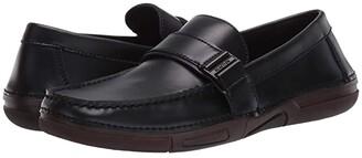 Kenneth Cole Reaction Hayes Belt Driver (Black) Men's Shoes