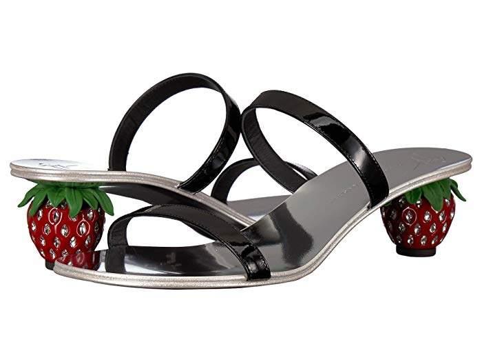 650952ea82 Strawberry Heels - ShopStyle