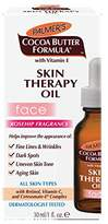 Palmers Cocoa Butter Formula Skin Therapy Oil - Face, 1 fl oz Set of 2