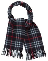 Burberry Wool & Cashmere-Blend Printed Scarf
