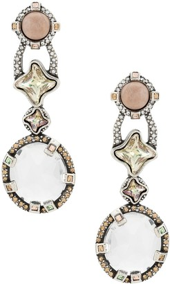 Bia Cordon Blue Camila Klein Bach drop earrings