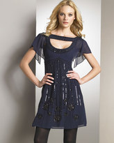 Magic Wand Beaded Dress