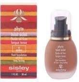 Sisley Phyto Teint Eclat Fluid Foundation - No 6 Amber for Women, 1 Ounces