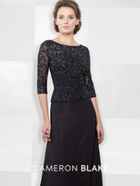 Cameron Blake By Mon Cheri - 114657sl Evening Dress