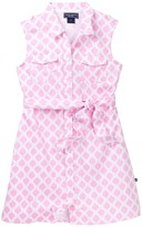 Toobydoo Anya Belted Shirtdress (Toddler, Little Girls, & Big Girls)