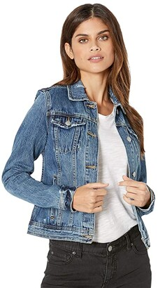 Joe's Jeans The Standard Trucker Jacket (Maurine) Women's Coat
