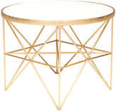 Badgley Mischka Home Monterey Short Side Table