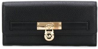 MICHAEL Michael Kors Pebbled Leather Wallet