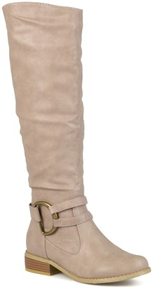 Journee Collection Charming Wide Calf Boot