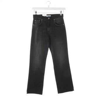Anine Bing Black Denim - Jeans Jeans