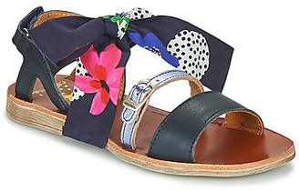 Catimini CASALA girls's Sandals in Blue