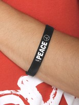 Peace Love World I am Peace® Classic Silicone Bracelet