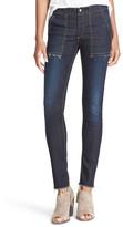 Rag & Bone 'Denny' High Rise Ankle Skinny Jeans
