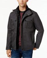MICHAEL Michael Kors Contrast Quilted Bib Jacket