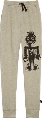 Nununu Graphic Sweatpants