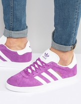 adidas Gazelle Sneakers In Purple BB5484