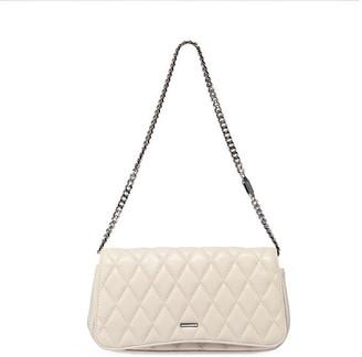 Karen Millen Finsbury Mini Quilted Shoulder Bag