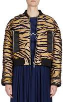 Kenzo Women's Tiger Printed Jacket