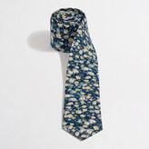 J.Crew Factory Factory floral tie