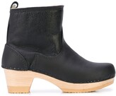 NO.6 STORE slip-on clog boot