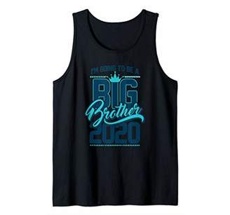 Gonna be Big Brother 2020 - Cute Big Bro to be Son Gift Tank Top