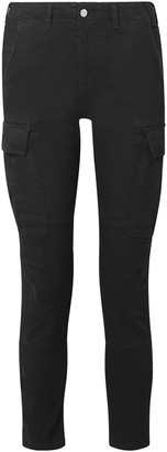 Amiri High-rise Slim-leg Jeans