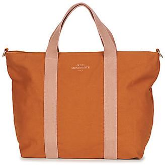 Petite Mendigote CLEA women's Shopper bag in Brown