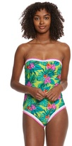 Betsey Johnson Betsey's Tropical Escape One Piece Swimsuit 8157027