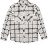 Rip Curl Men's Marin Flannel Plaid Shirt
