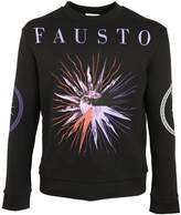 Fausto Puglisi Printed Sweatshirt