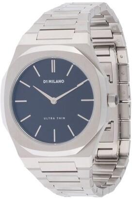 D1 Milano Silver Night 34mm watch