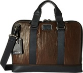 Tumi Alpha Bravo - Leather Andrews Slim Brief