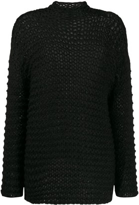 Societe Anonyme Gemmi loose gauge jumper