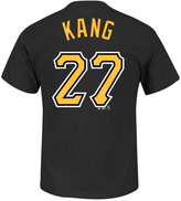 Majestic Men's Jung-Ho Kang Pittsburgh Pirates Player T-Shirt
